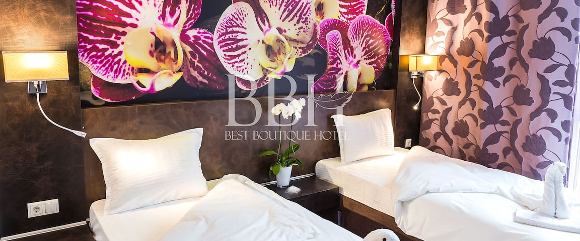 Double room at Best Boutique Hotel