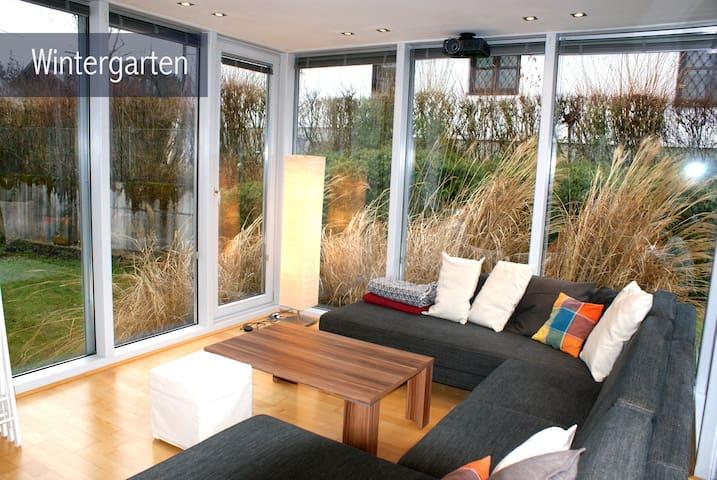 Comfortable Studio with Winter Garden in Salzburg - ซาลซ์บูร์ก