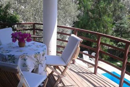 Two Bedroom apartment in Gündoğan, Bodrum - Bodrum - Apartment