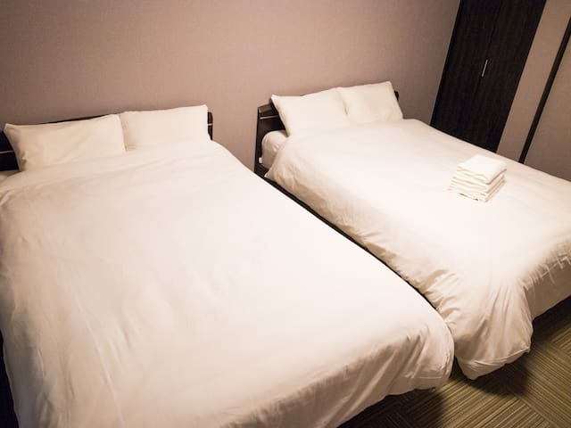 Near downtown and Gion area! cozy  room 2-4k
