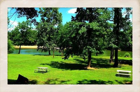 Spring View Cabin at Keener Springs
