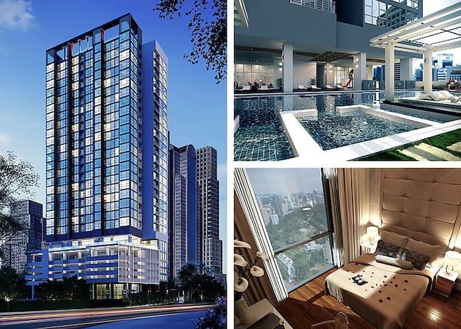 Great room @GOLDEN TRIANGLE KL - Kuala Lumpur - Appartement