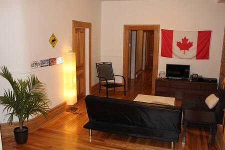 Chambre lumineuse - Montréal - Apartment