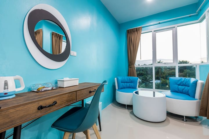 D Big Double Room, comfortable and relaxing