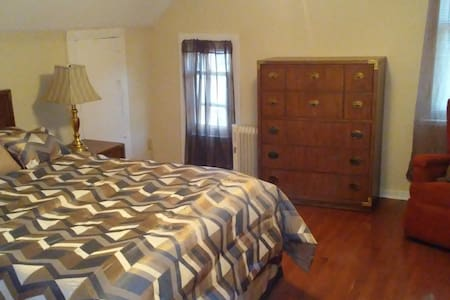 Belle Morris Apt 2bed/2bath sleeps 6 NO PET FEES!