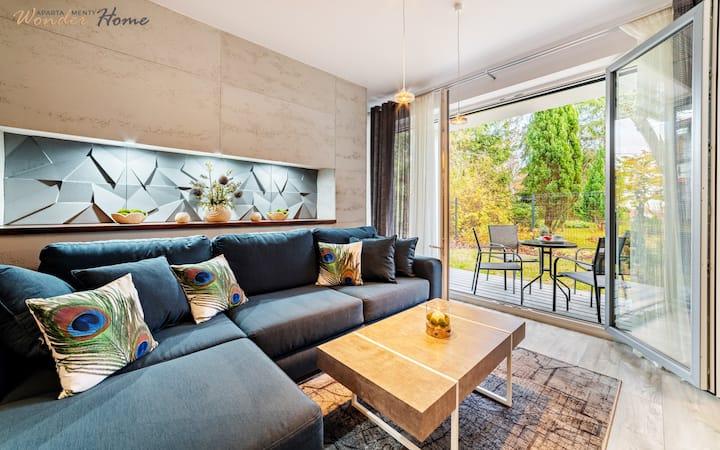 Apartamenty Wonder Home - Koselig