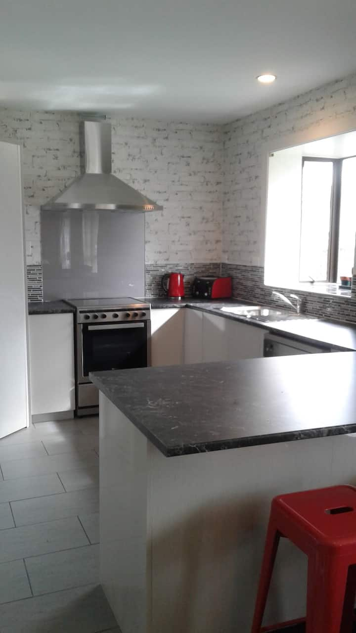 Close to Airport, quality, newly renovated house