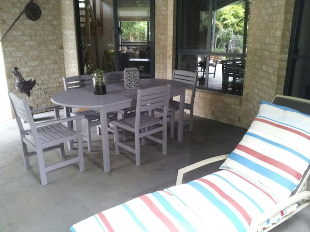 Dolphin Cottage Studio Appartment - Huskisson - Pis
