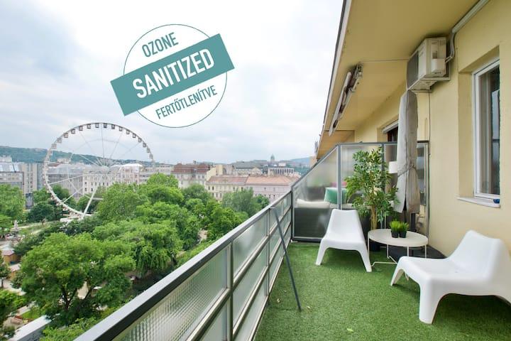 Standard Apartment by Hi5 - 20sm terrace (170)