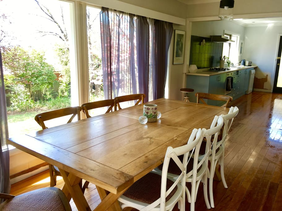 Shared Kitchen/Dining Room