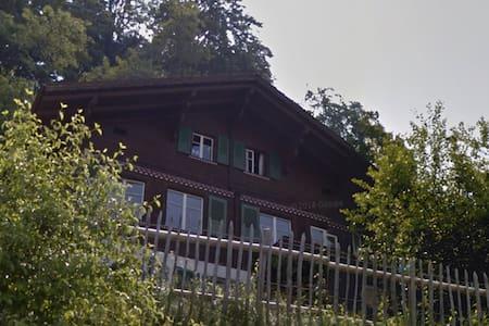 Haus in Steffisburg Feb&März 2016 - Haus