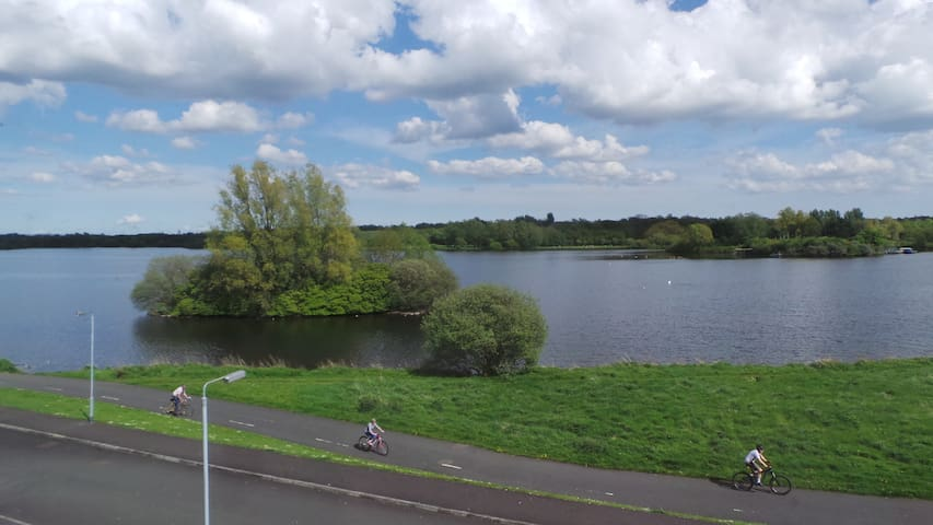 Craigavon  Waterfront Apartment