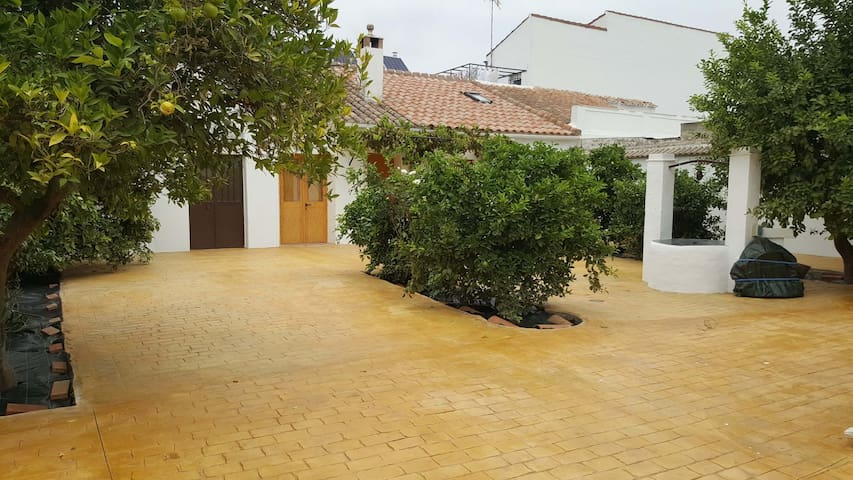 RURAL HOUSE with patio in CÓRDOBA - 8PAX - 220m2
