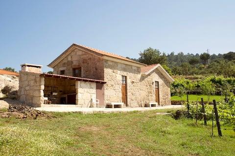 Quinta de S. Cipriano - Casa da Cerejeira