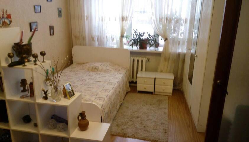 Небольшая квартира в 35 мин. от центра Москвы