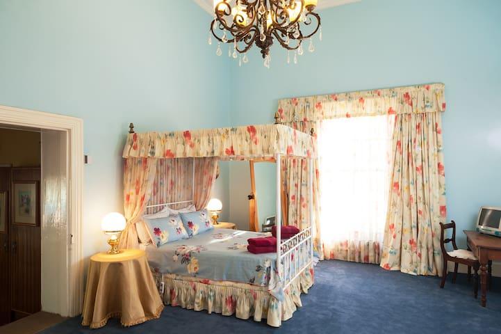 The Blue Room Junior Suite @ Die Rooi Granaat