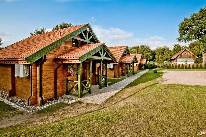 Apartament nad jeziorem - Wiartel - Bed & Breakfast
