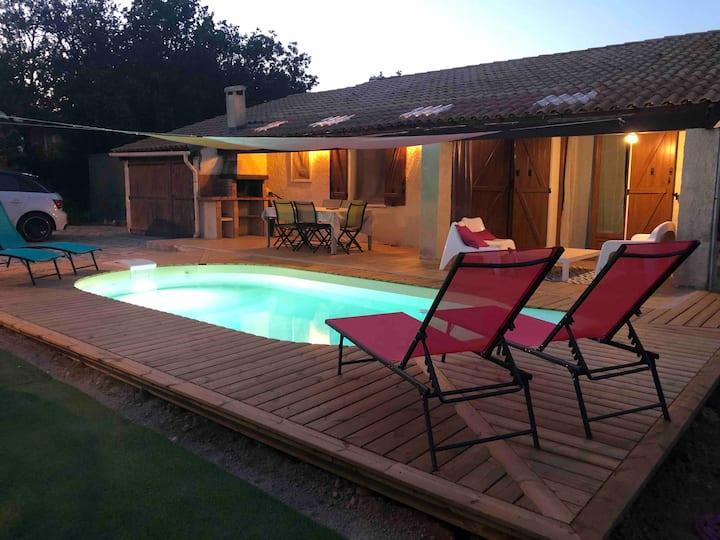 Villa avec piscine proche Gorges du Verdon