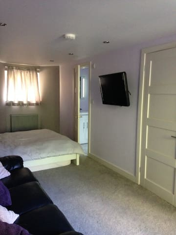 Double room with ensuite and separate entrance. - Sheffield - Bed & Breakfast