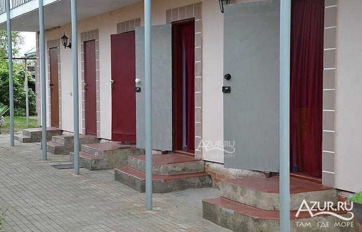 Гостевой дом п. Кучугуры ул .Таманская