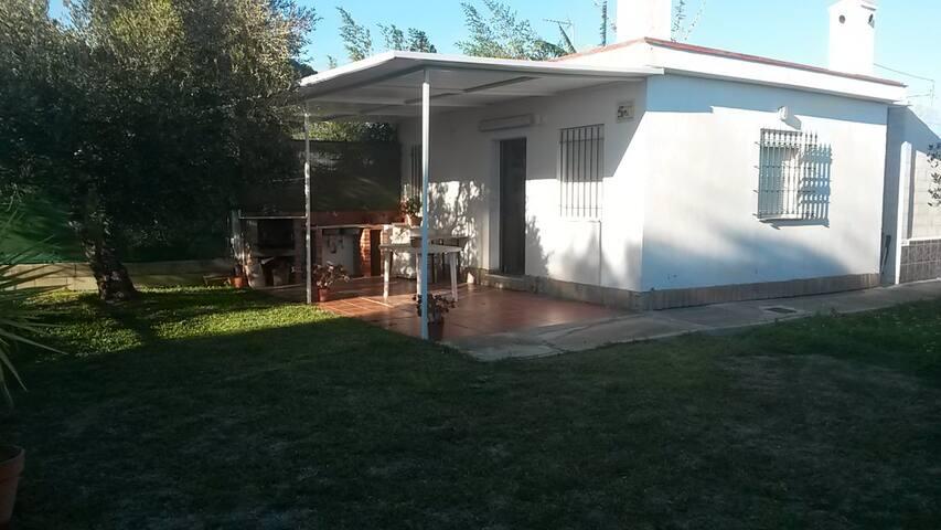 Apartamento cerano a Jerez en entorno rural