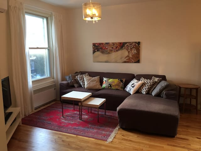 Appartement spacieux et lumineux dans Rosemont