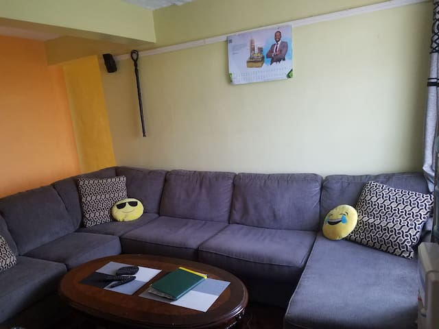 Beautiful & Elegant 2 Bedroom Apartment, Thika