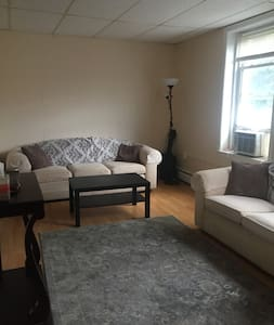 Spacious and Quiet 1BR in Boston's North End - Lakás