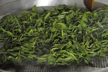 Learn how to make Handmade Green Tea!