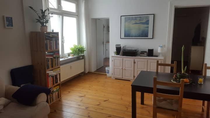 Maisonette apartment in quit, family-friendly area