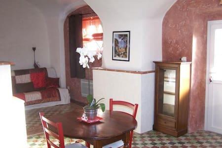 Grand studio voûté 35m² proche Alès en Cévennes