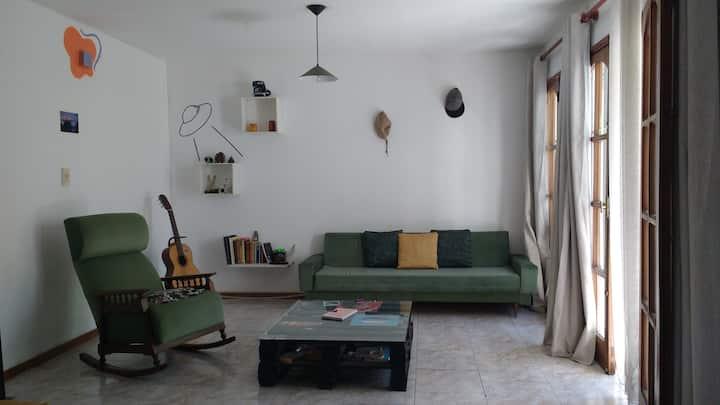 Luminous Apartment  located in a prestigious area
