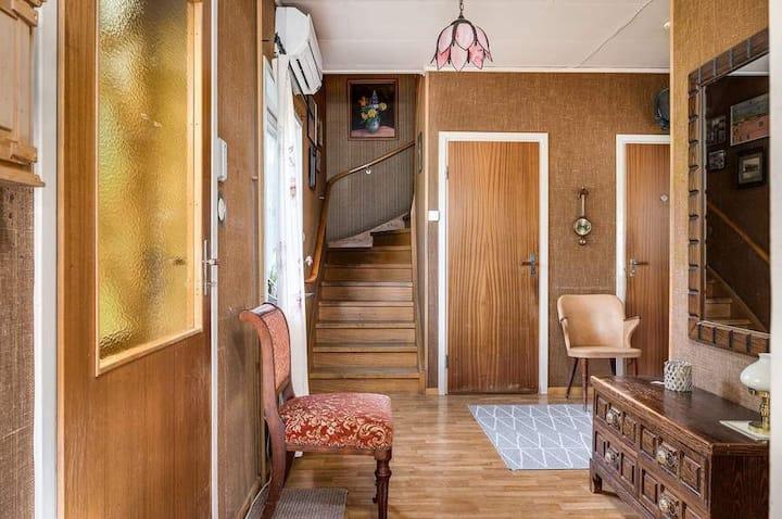 Cozy house in central Borlänge