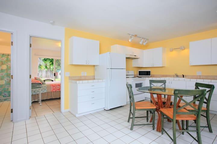 North Shore Legal 1-Bed Apartment - Haiku-Pauwela - Flat