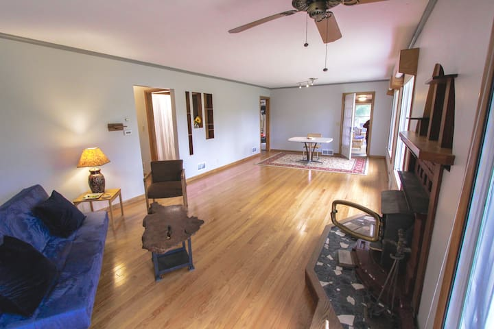 Bishop Road House ~ Birch ~ Extended Stay Portage