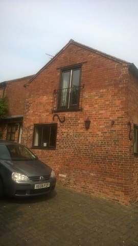 Light and Airy Self Contained 1 Bed Apartment - West Haddon - Apartamento