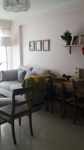 Homy 2 BR Apartemen - bandung - Apartment