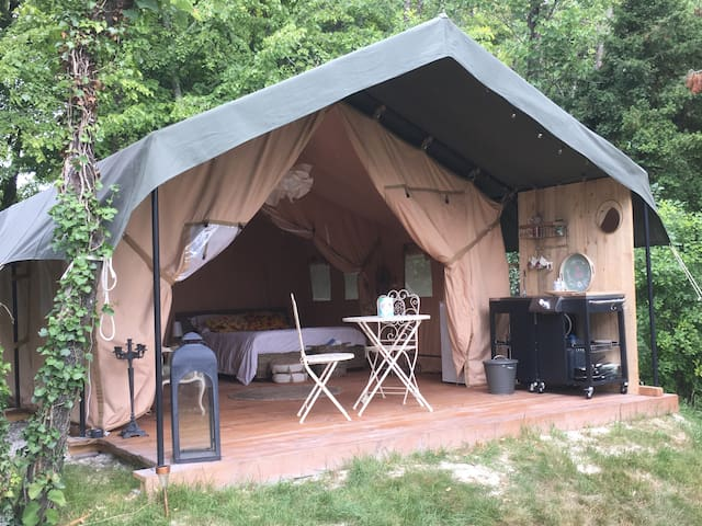 Les Toiles de La Tortillère