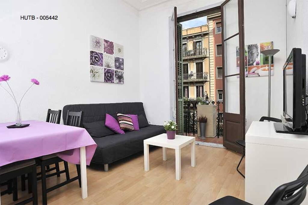 Spacious 5 Bdr Apartment In City Center Sleeps 10 Apartments For Rent In Barcelona Catalunya