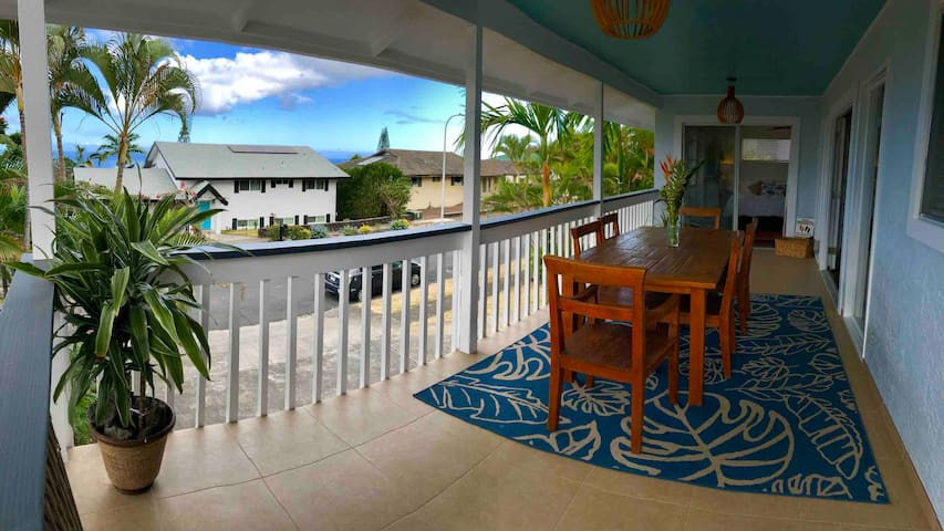 Kona House - 2bd/2bath- Listing ID# (Phone number hidden by Airbnb)