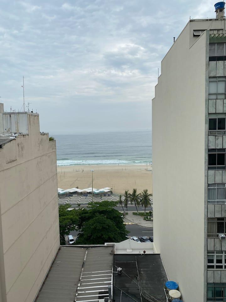 Lindo apartamento vista mar ! No melhor do Rj