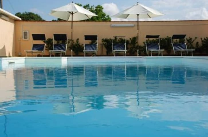 Villa dei Gelsomini Siracusa tra natura e relax