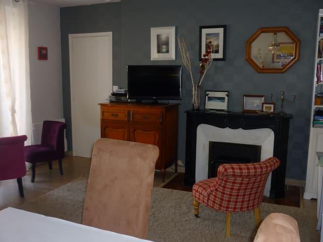 Chambre à louer chez l'habitant - Pontivy - Dům pro hosty