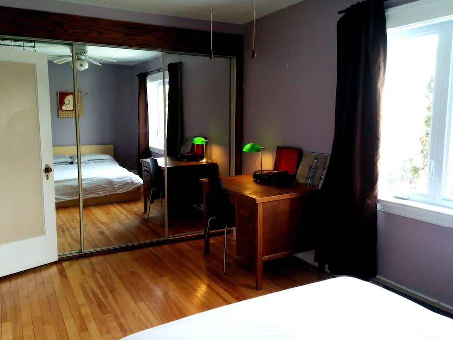 Master Bedroom - Angle 3
