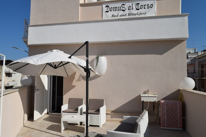 DomuS al Corso B&B - CAMERA PONTE ROMANO