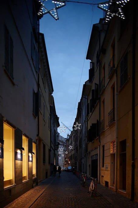 Vicolo San Longino