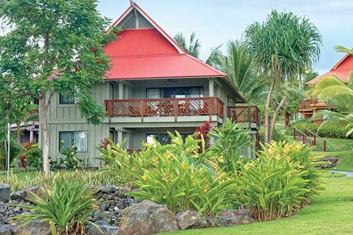 Wyndham Kona Hawaiian Gold Star Resort