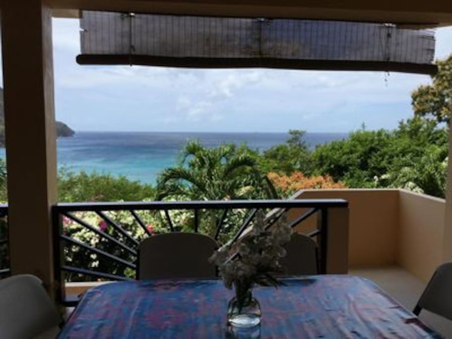 View while dining