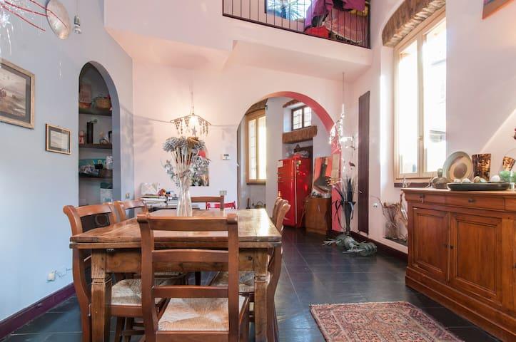 """stanza """"dietro le quinte"""" - Milano - House"""
