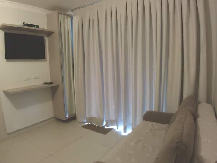 Casa p/ casal 80m da Praia de Bombinhas